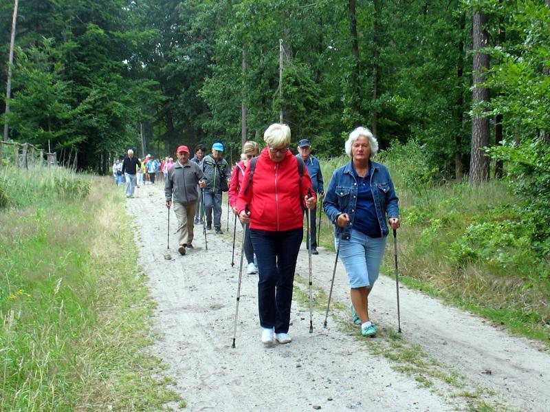 Zdrowy aktywny styl życia seniorów - Porażyn