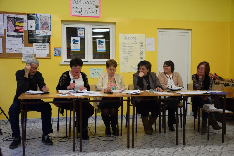 Walne zebranie członków Stowarzyszenia