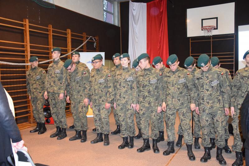 klasa mundurowa ZST
