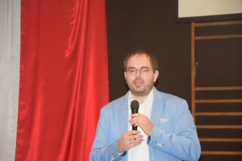 Wykładowca p. S. Tuliński