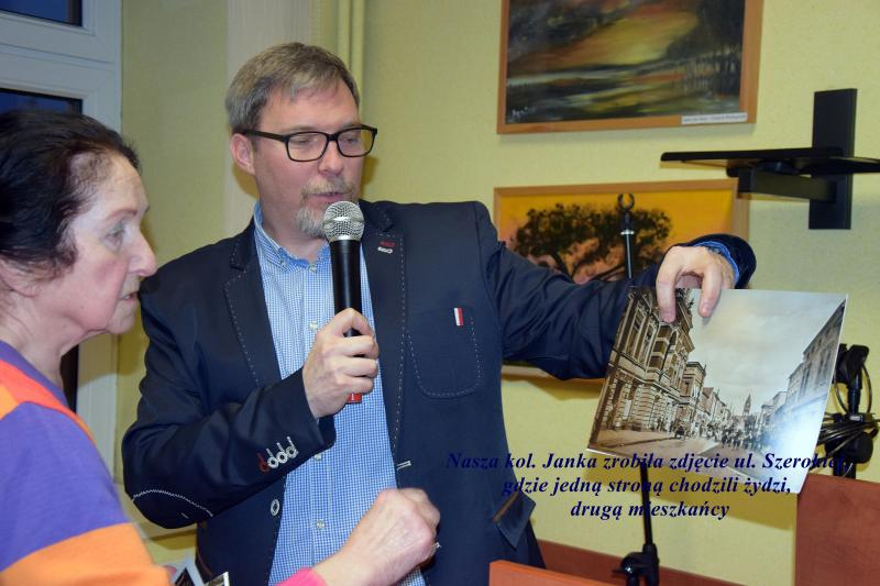 <strong>Ludność żydowska w Grodzisku</strong>