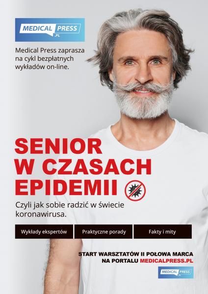 <strong>Senior w czasach epidemii</strong>
