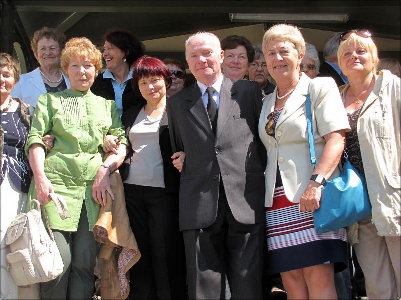 <b>Nigdy nie jesteśmy gotowi na odejście Naszych rodziców, a oni odchodzą -Wspomnienie o śp. Marianie Wojciechowskim </b>