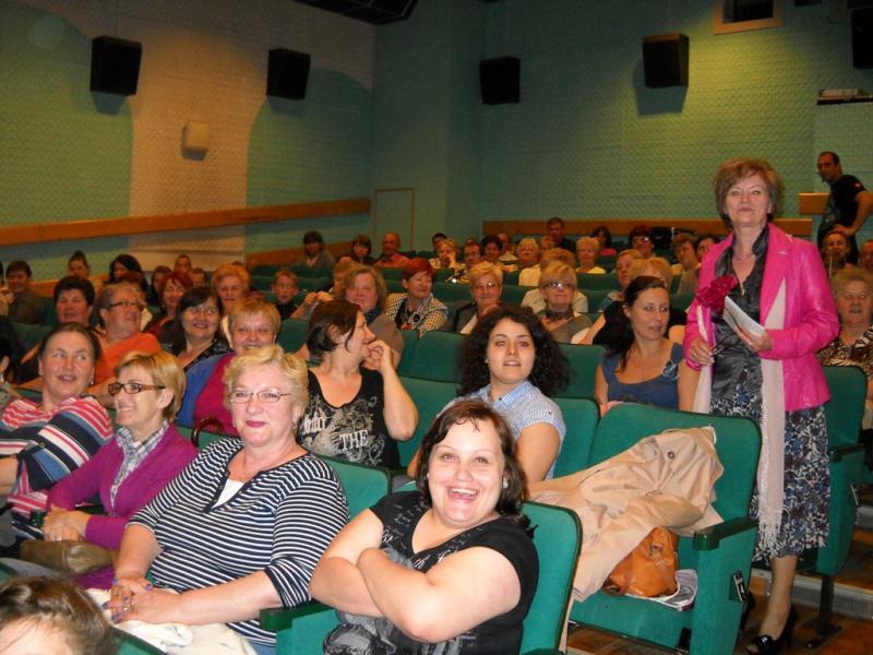 Dnia 09.05.2013 r. przy Gryfińskim Dom Kultury odbyło się pierwsze wspólne działanie w ramach projektu systemowego ,,Minimalizacja wykluczenia społecznego w powiecie gryfińskim