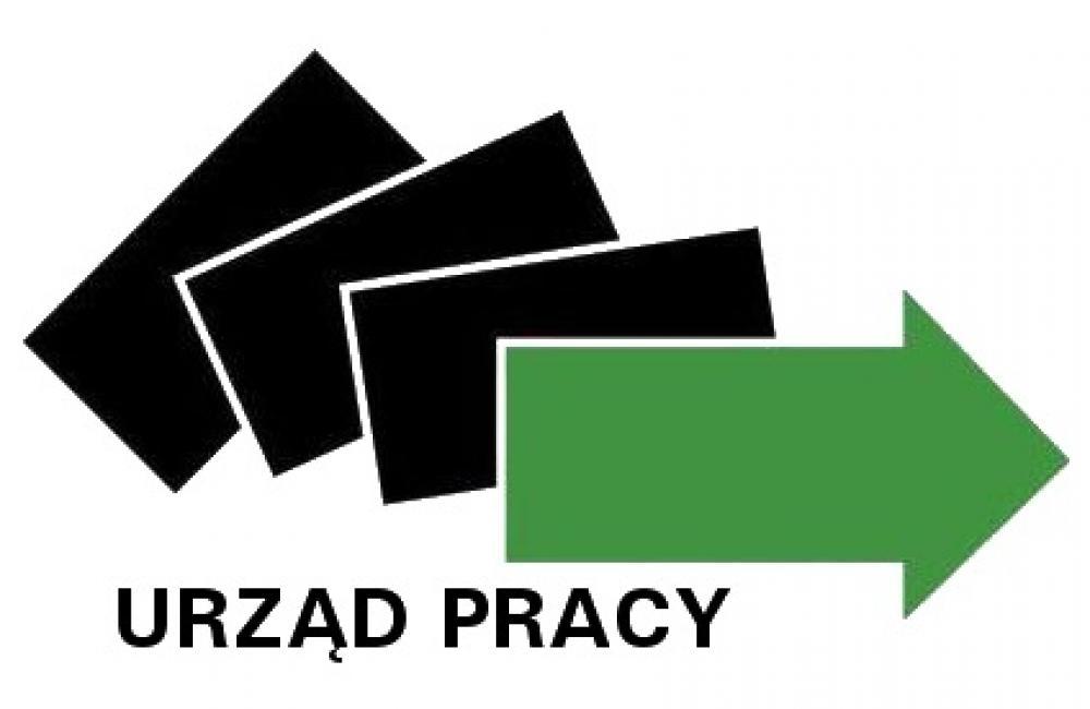 Logo powiatowego urzędu pracy