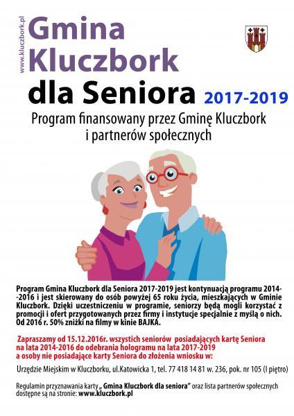 Plakat senior