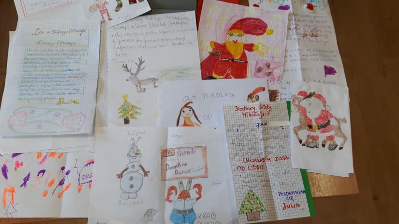 Projekt socjalny List do św. Mikołaja