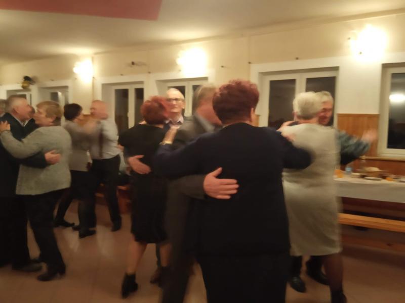 Spotknie seniorów w Goszczy