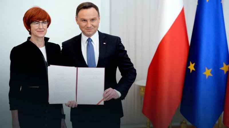 Prezydent Andrzej Duda podpisał ustawę ws. Programu 500 plus