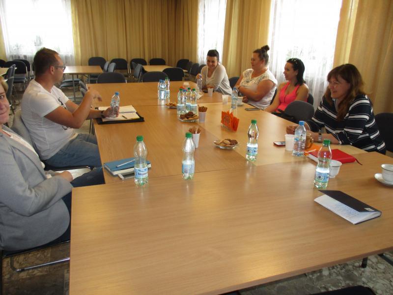 Spotkanie Asystentów Rodziny