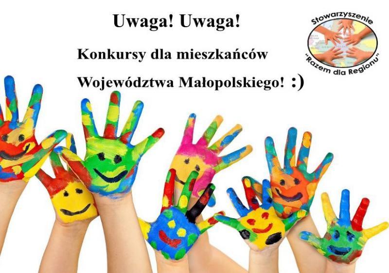Konkursy organizowane w ramach projektu pn. Wolontariat - Twoją szansą na sukces! - II edycja