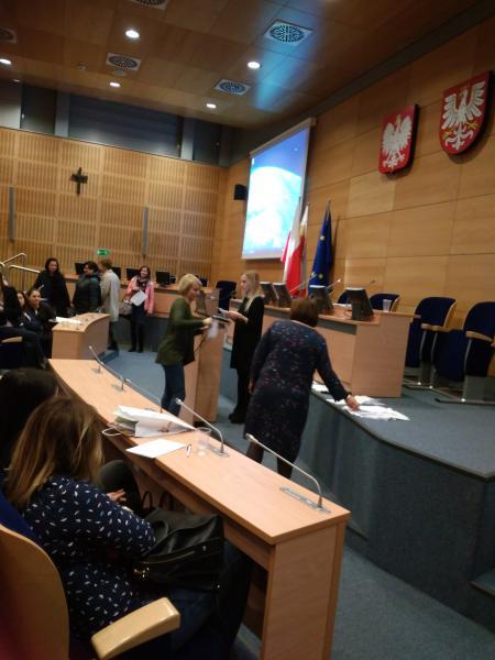 Konferencja szkoleniowa dla pracowników socjalnych - nowe substancje psychoaktywne.