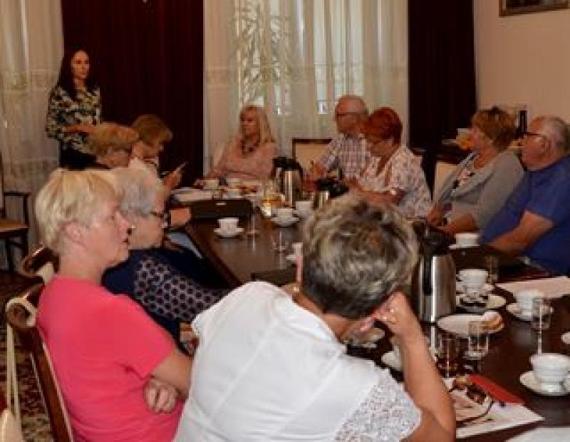 III Sesja Gminnej Rady Seniorów