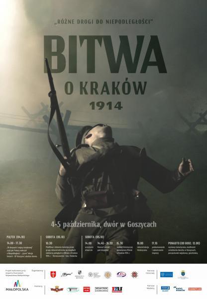 Plakat BITWA