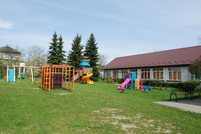 Szkoła Podstawowa w Maciejowicach