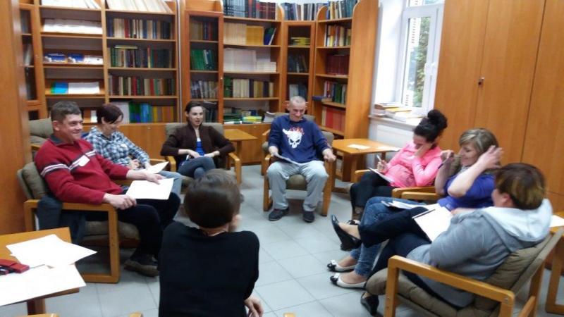 Warsztaty psychologiczne wyjazdowe w ramach projektu