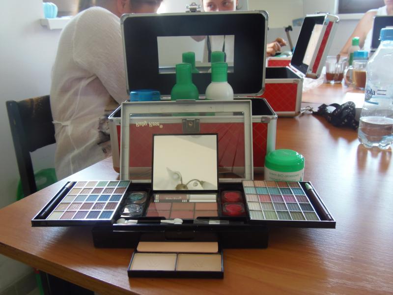 Warsztaty autoprezentacji i kreowania wizerunku w ramach projektu