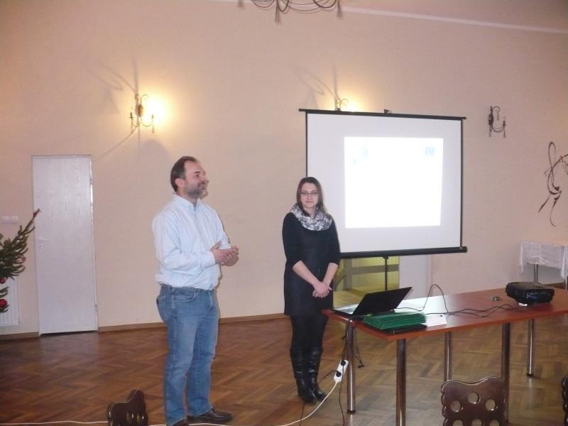 Konferencja kończąca realizację projektu