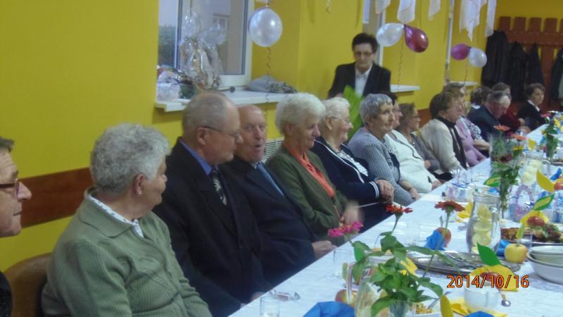 Dzień Seniora w Jurkowie