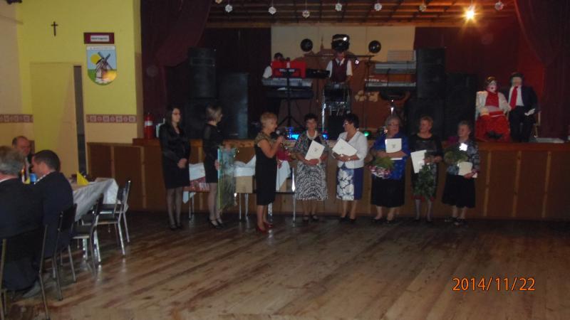10 - lecie Klubu Seniora w Łagowie