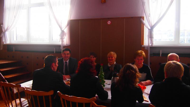 Spotkanie opłatkowe w Krzywiniu