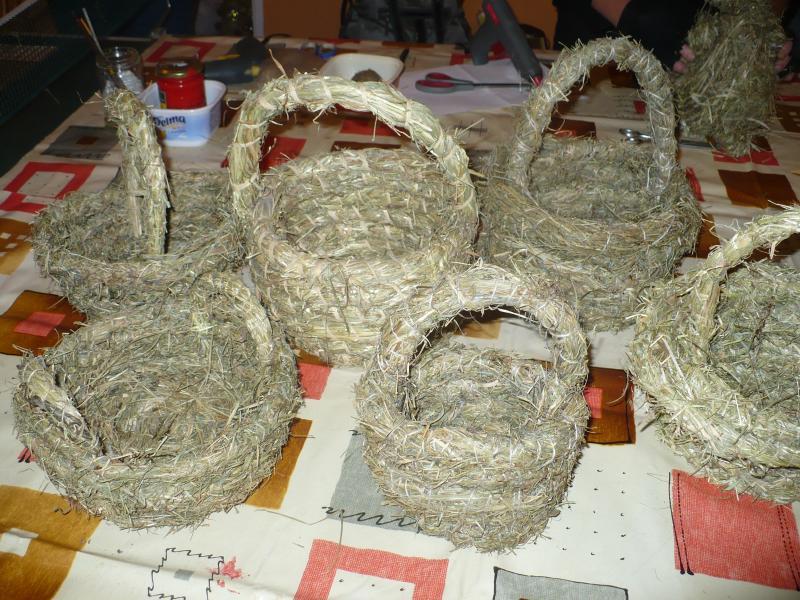 Koszyki wielkanocne w Kopaszewie