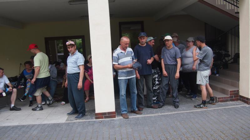 Wyjazd ŚDS do Cichowa