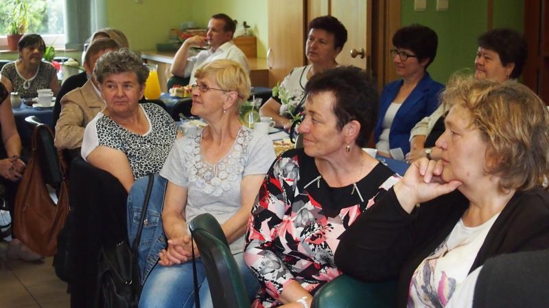 Dzień Matki w Środowiskowym Domu Samopomocy w Krzywiniu