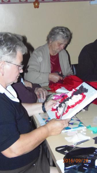 Warsztaty w Klubie Seniora