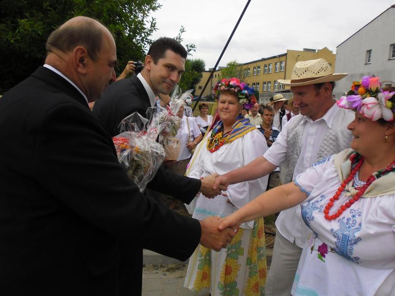Dożynki 2011 w Krzywiniu