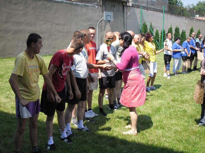 III Piknik Integracyjno-Sportowy w Lesznie - 18.06.2012