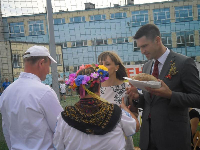 Dożynki Gminne w Krzywiniu - 08.09.2013