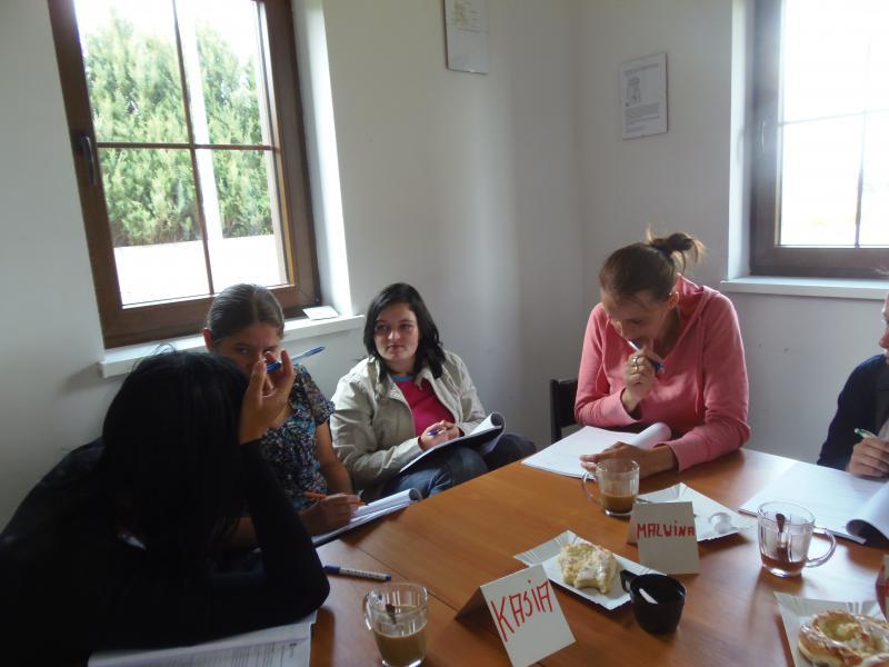 Indywidualne i grupowe doradztwo zawodowe w ramach projektu