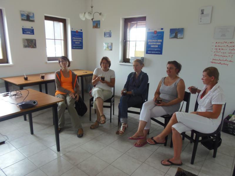 Trening kompetencji i umiejętności społecznych w ramach projektu