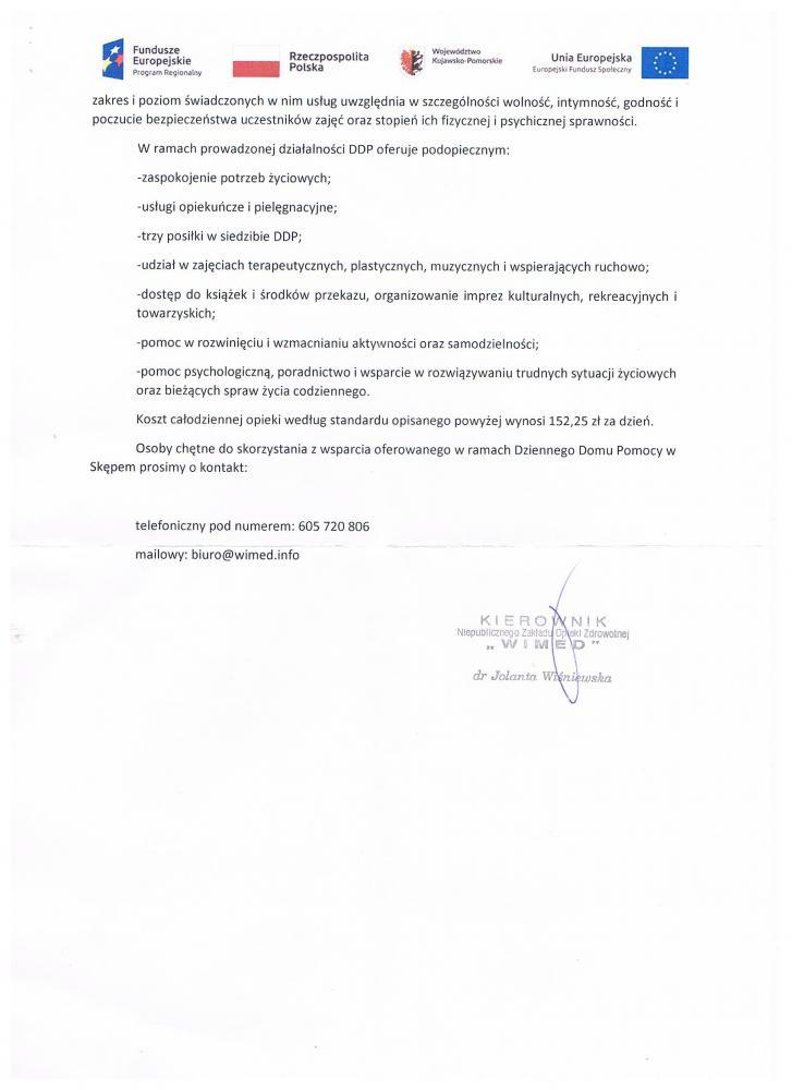Informacja dotycząca projektu_str2