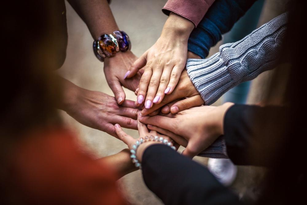 Zdjęcie lubońskiej grupy wsparcia kobiet