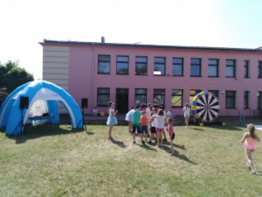 Zdjęcie ze spotkania dla dzieci