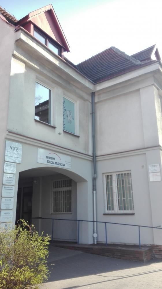 Zdjęcie Lubońskiego Centrum Profilaktyki