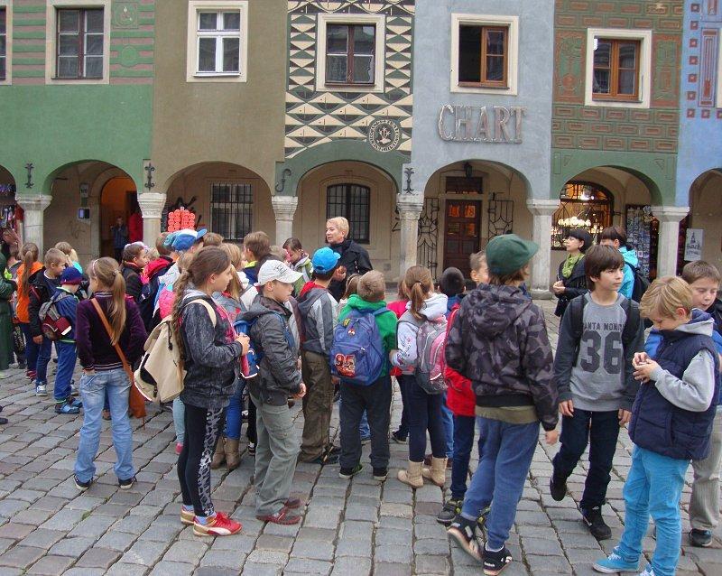 Piękny Poznań odkryty przez naszych najmłodszych