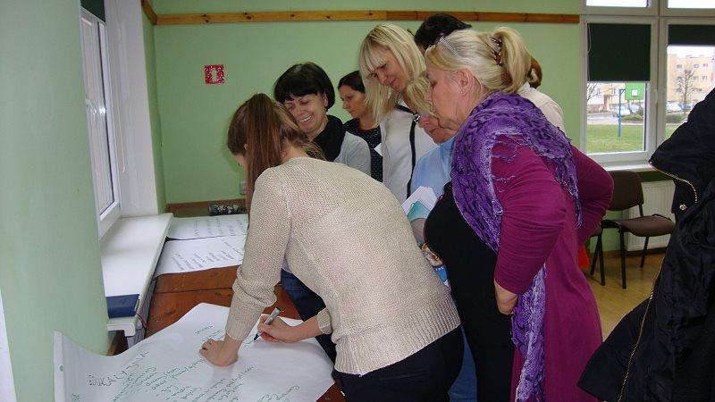 Wiedzy nigdy za wiele...  - szkolenie dla kadry opalenickich placówek oświatowych i wychowawczych.