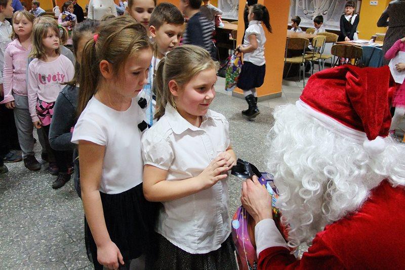 Święty Mikołaj w świetlicach