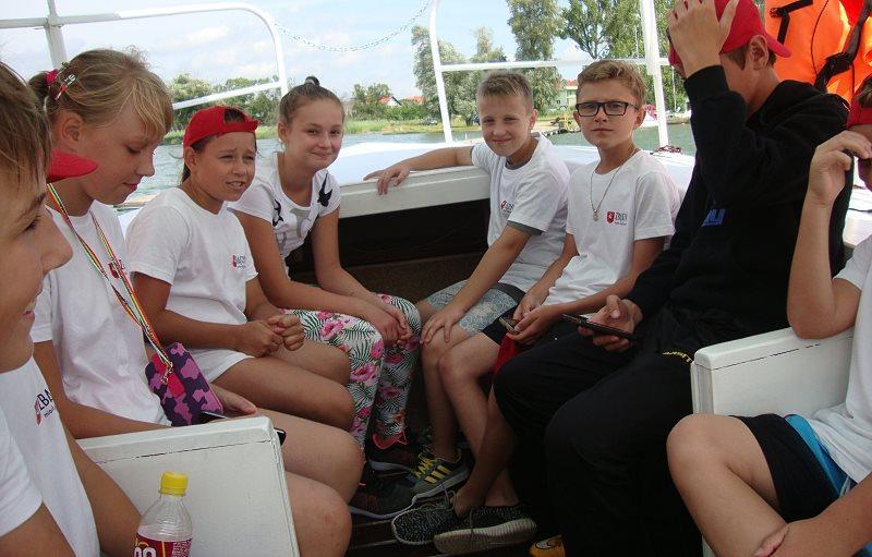 Letni wypoczynek dzieci ze świetlic