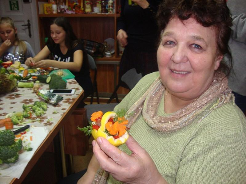 Zdrowo, kolorowo - warsztaty kulinarne