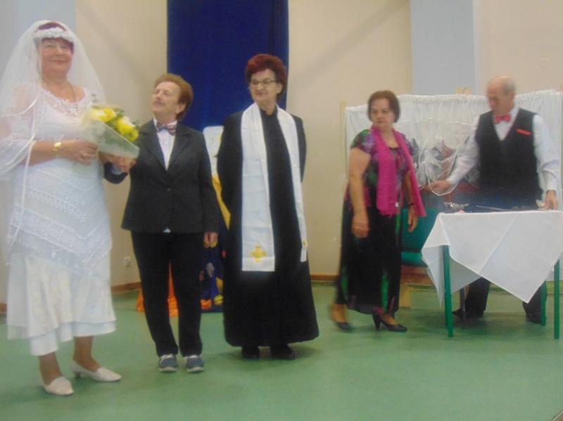 Prezentacja twórczości seniorów