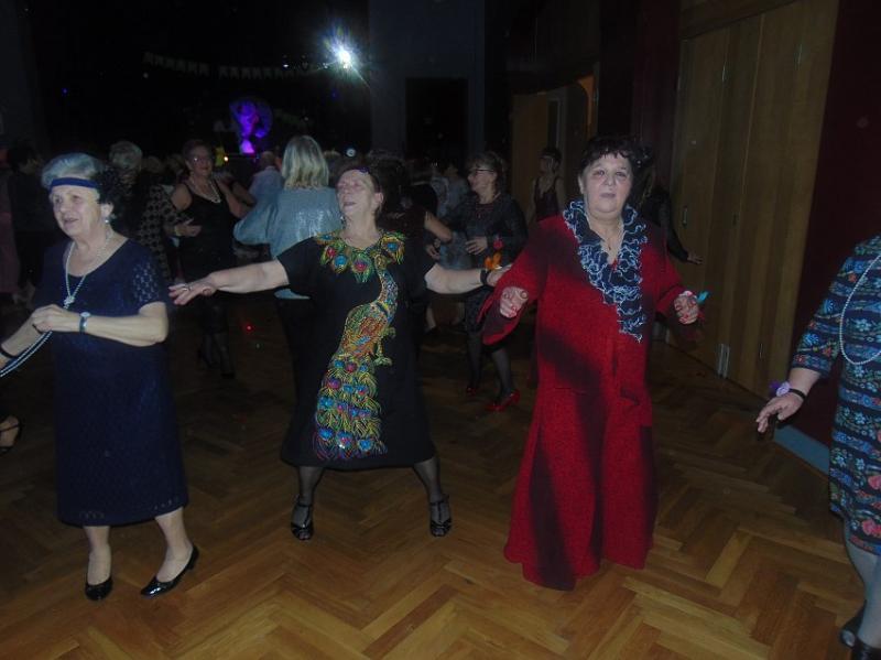 Bal w stylu lat 20-tych