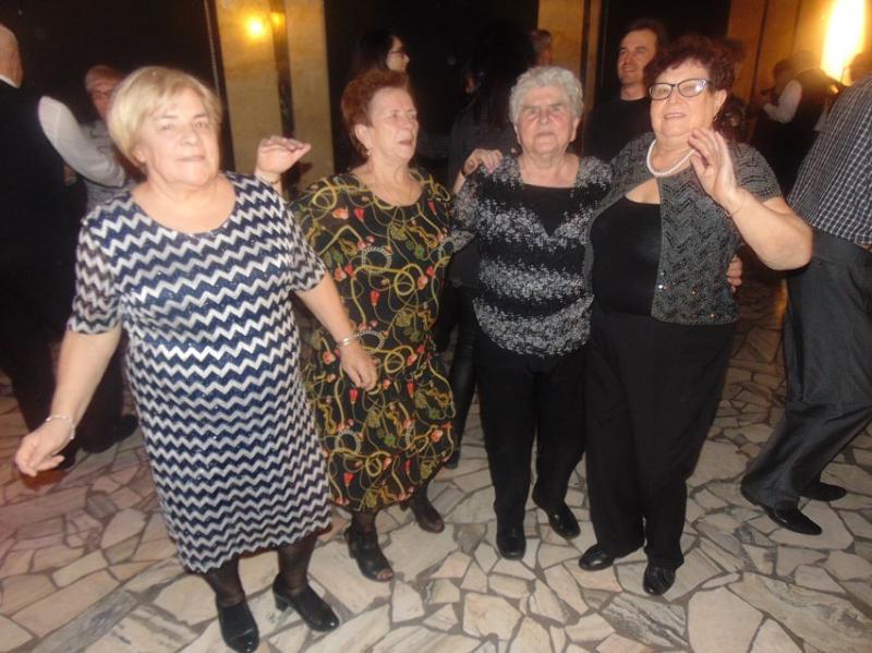 Wesołe Seniorki kończą karnawał