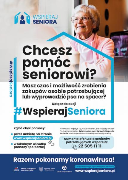 PROGRAM  WSPIERAJ SENIORA