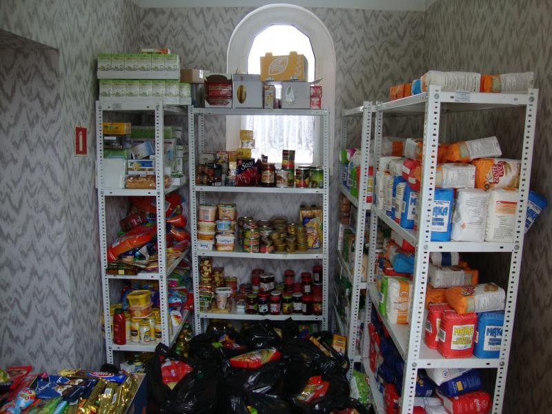 Wielkanocna zbiórka żywności