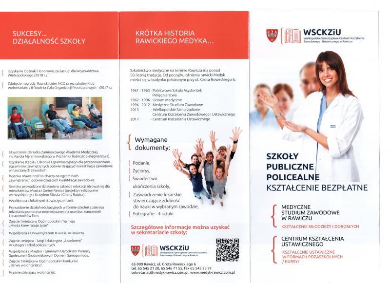 Bezpłatne, zaoczne kursy zawodowe i szkolenia
