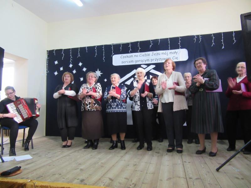 Spotkanie Noworoczno- Integracyjne w Przyłęku
